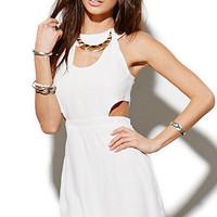 This is a love song Atlantic Plain Dress at PacSun.com
