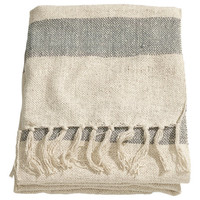 Woven Throw - from H&M