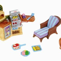 Fisher-Price Loving Family Outdoor BBQ