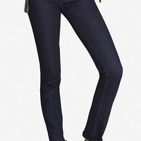 Dark Mid Rise Skinny Jean from EXPRESS