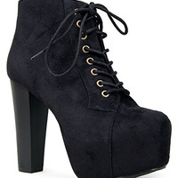 Speed Limit 98 Rosa-S Bootie Boots