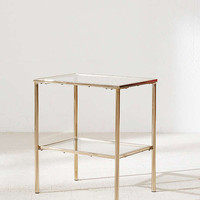 Marah Side Table   Urban Outfitters