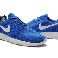 Nike Roshe Run BR Unisex Sport Casual Honeycomb Net Cloth Breathable Sneakers Couple Running Shoes-1