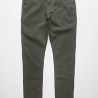 Roark Choppers Mens Chino Pants Army  In Sizes