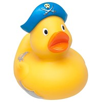 Blue Hat Pirate Rubber Duck