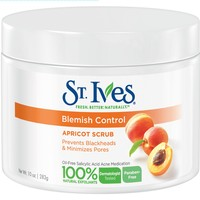 St. Ives Apricot Scrub Naturally Clear Blemish and Blackhead Control, 10 Ounce (Pack of 2):Amazon:Beauty