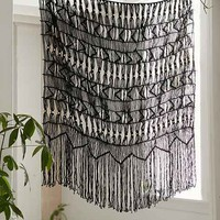 Magical Thinking Kushi Macrame Wall Hanging