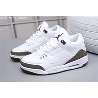 Men's Air Jordan 3 Retro Basketball Shoes