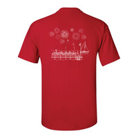 Let Freedom Ring Adult Tee