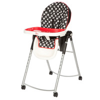 Disney Adjustable High Chair - Mickey Mouse Silhouette HC230CLV