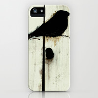 Early Bird © iPhone & iPod Case by JUSTART