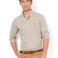 Polo Ralph Lauren Windowpane Twill Shirt