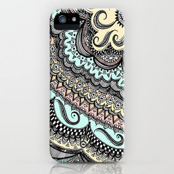 Blackbook No. 3  iPhone & iPod Case by Lindsay Smithberg