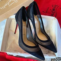 Christian Louboutin cl 2021 Louboutin Fashion casual high heels