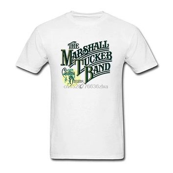 The Marshall Tucker Band Logo Cool Tee Funny Men's Fashionable Comfortable T Shirt|T-Shirts