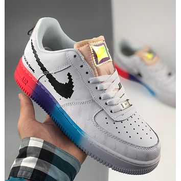 Nike Air Force 1 Have A Good Game Co-branded Air Force One Video Game Co-branded Strikes Heavyweight Co-branded Blessing