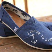 I Refuse To Sink TOMS