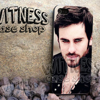 Captain Hook Once Upon a Time - iPhone 4/4s/5/5s/5c Case - iPod 4/5 Case - HTC One/OneX Case - Samsung Galaxy S2/S3/S4/S3mini/S4mini Case