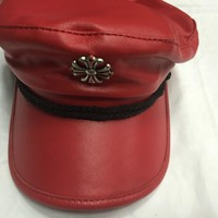 Chrome Hearts hat woman