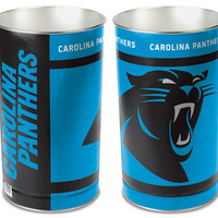 "Carolina Panthers 15"" Waste Basket"