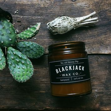 No. 08 Skinny Dip - Soy Candle
