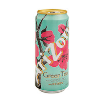 Arizona Tea Green Tea 11.5 Oz Slim Can Pack of 30