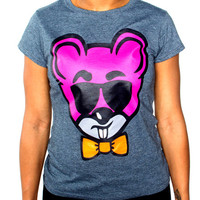 VINCE THE MOUSE TEE - HtDogWtr-Believe In Your Flyness!