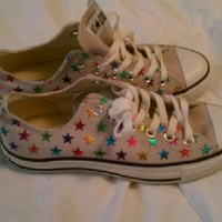 Converse All Star size 7 by JENLEASCH