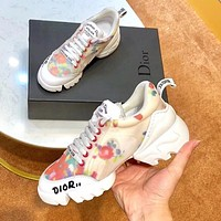 DIOR New Fashion Women Casual Sport Running Shoes Sneakers