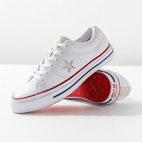 Converse One Star Leather Sneaker | Urban Outfitters