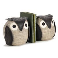 Ollie Owl Bookends