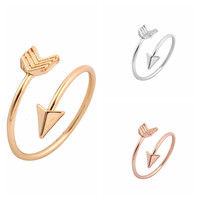 Limited Design Arrow Wrap Ring