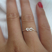 Mother's Day - Infinity Knot RIng