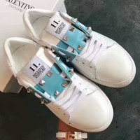 Valentino Woman Men Fashion Casual Sneakers Sport Shoes-12