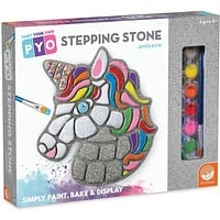 Mindware Paint Your Own Stepping Stone- Unicorn