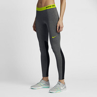 The Nike Pro Warm Women's Training Tights.