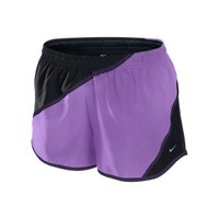 The Nike Twisted Tempo Women's Running Shorts.
