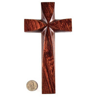 Wooden Wall Cross, Decorative Wall Hanging Cross, Wood Wall Cross, Wooden Hanging Wall Cross, Christian Wall Decor, Hand Carved Wall Cross