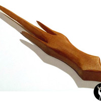 Triple Cedar Athame: Wicca, Wiccan, Witch, Pagan