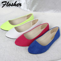 Fashion Soft shoes for female, 20 Colors available