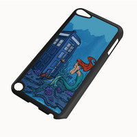 Dr Who Tardis Ariel The Little Mermaid IPod 4|5 Cases