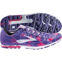 Brooks Women's Mach 16 Spike Track and Field Shoe - Purple/Pink   DICK'S Sporting Goods