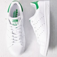 Unisex Men & Women Casual Sport Print Adidas Stan Smith Shoe Green