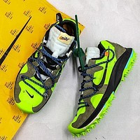 OFF WHITE x Nike Air Zoom Terra Kiger 5 \