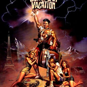 National Lampoon's European Vacation 27x40 Movie Poster (1985)