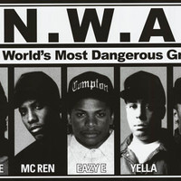 NWA World's Most Dangerous Group Poster 24x36