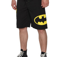 DC Comics Batman Swim Trunks | Hot Topic