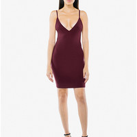 Ponte Bixel Dress | American Apparel