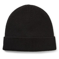 J.Crew Ribbed Cashmere Beanie Hat | MR PORTER
