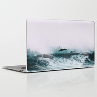*The Song of Freedom* #society6 Laptop & iPad Skin by 83oranges.com